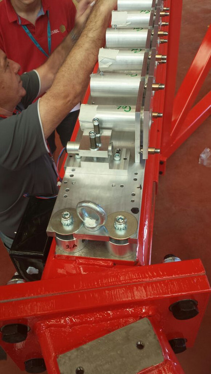 FLITES Mechanical Nears Its Summet