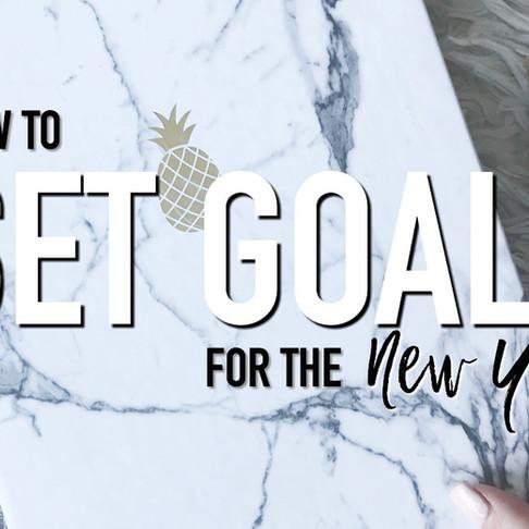 Goal-Setting Secrets + BIG NEWS