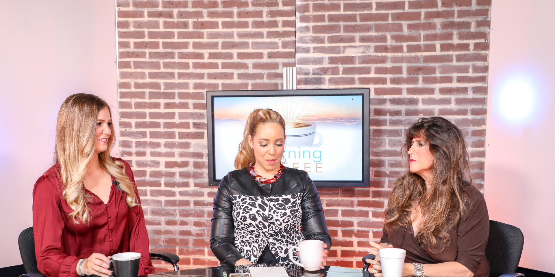 Branding Expert Guest Appearance on Morning Coffee with Millennials