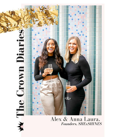 The Crown Diaries: SXS Founder Retreat Weekend with Alex & Anna Laura
