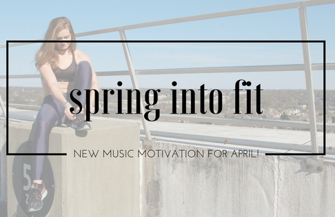 Spring Into Fit Mix
