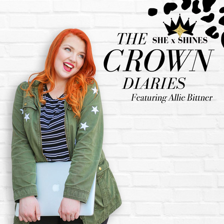 The Crown Diaries: Allie Bittner, Graphic Designer & Founder, Kiss Creative Co.