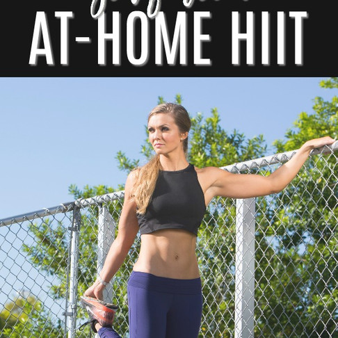 HIIT It At Home