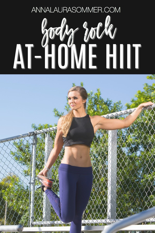 Read HIIT at Home No Equipment Workout