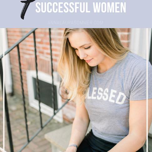 7 Simple Secrets of Successful Women
