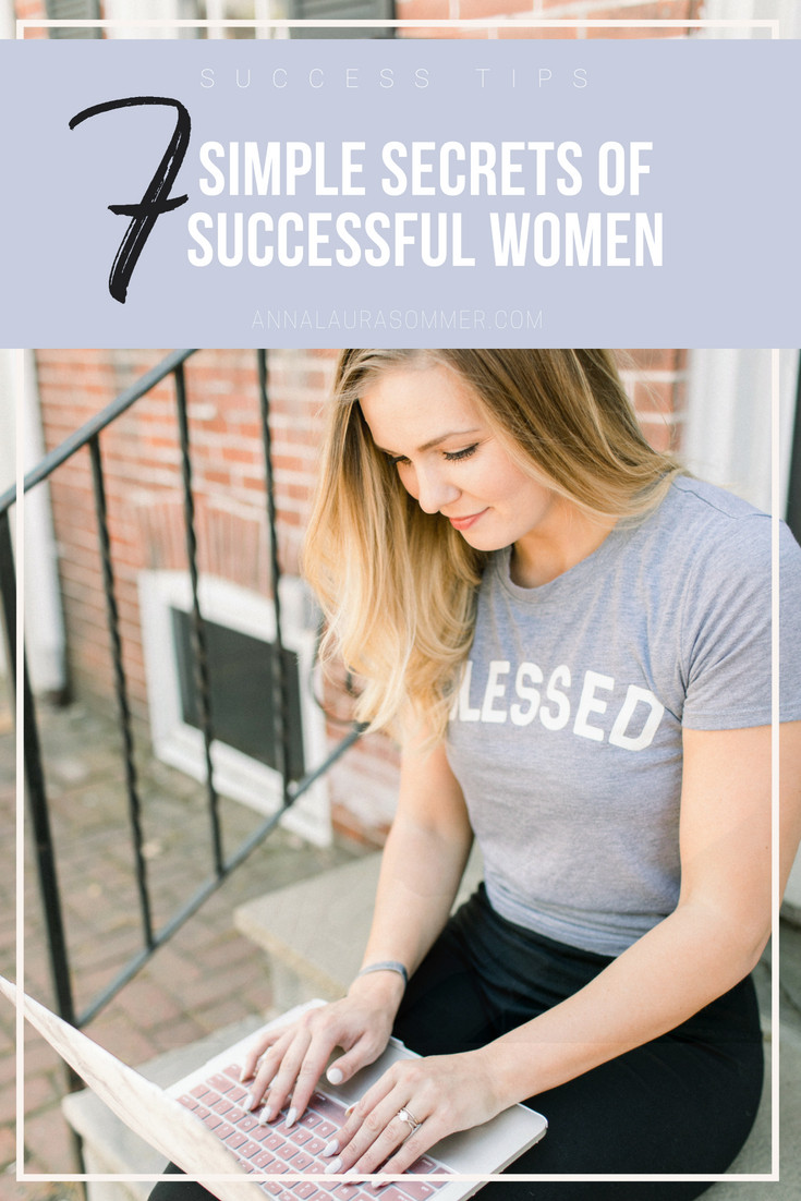 Secrets of successful women