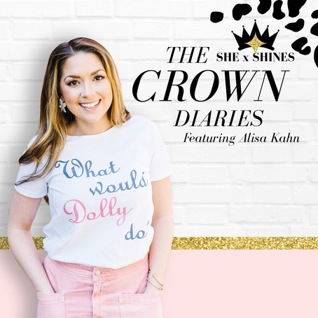 "The Crown Diaries: Alisa Kahn, SXS Academy Member + Blogger at ""A Lifestyle Well Spent"""