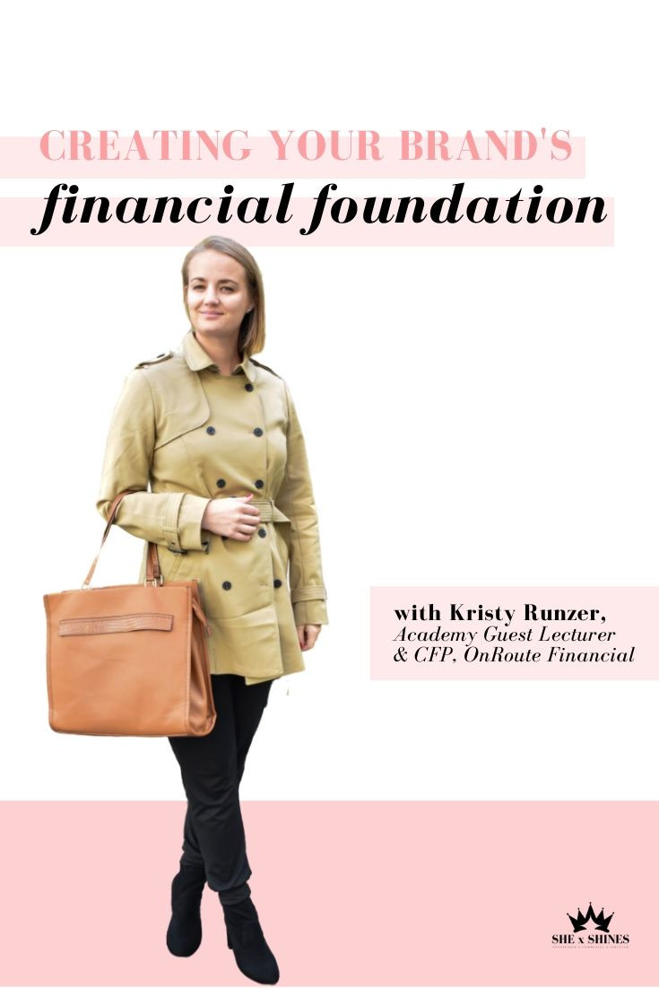This course is designed to help you lay your foundation to financial freedom through setting monthly financial goals aligned with your dreams and values. Kristy has also included her top mindset tips to reduce overwhelm, as well as strategies to save and prioritize your money goals.