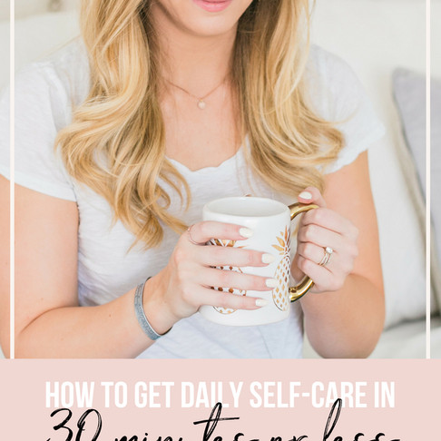 Celebrate #InternationalSelfCareDay Everyday with this Simple Routine