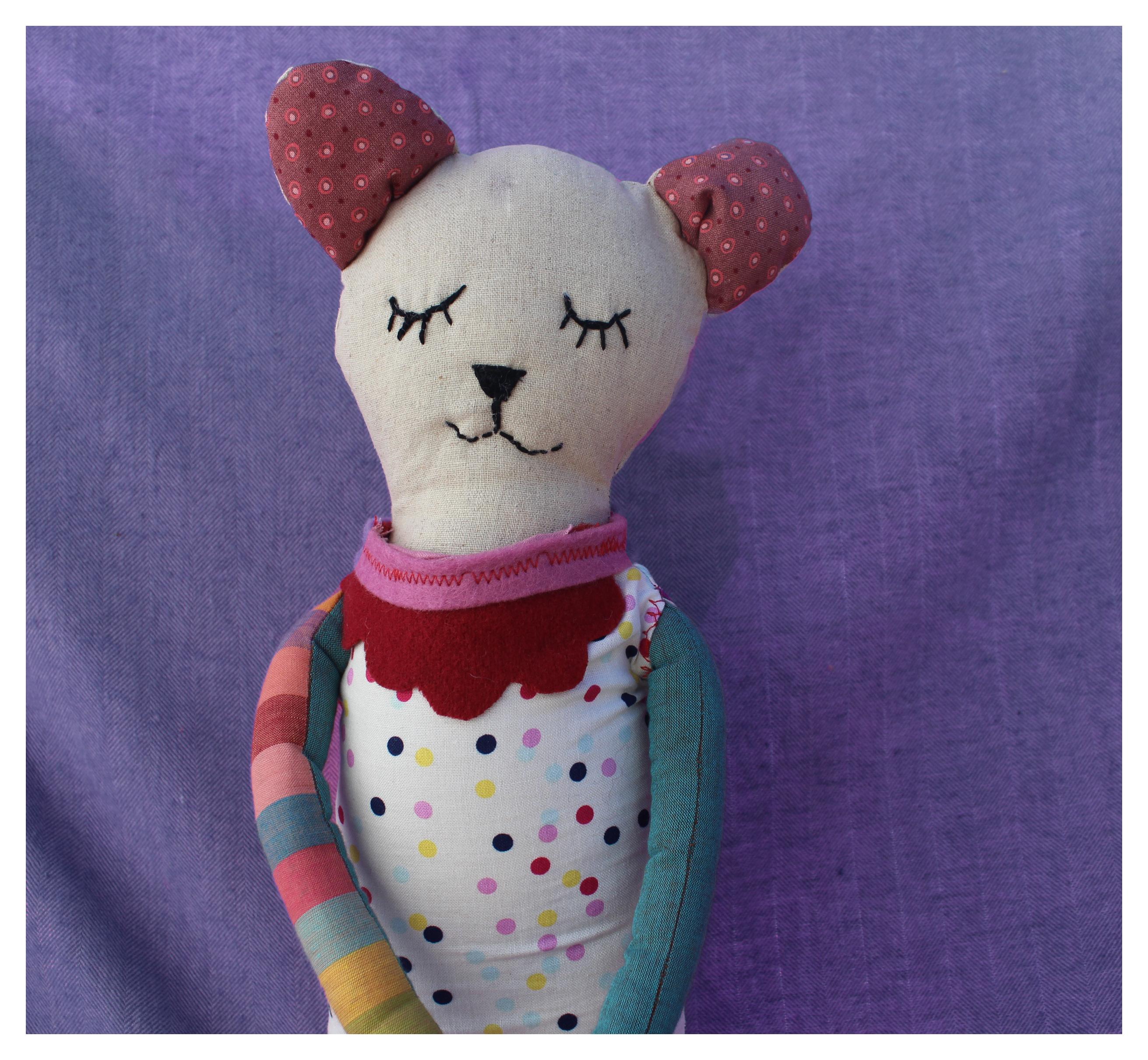 Little Miss Bear 1