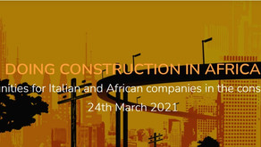 DOING CONSTRUCTION IN AFRICA SEMINAR