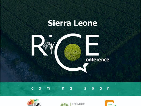 Rice Conference in West Africa