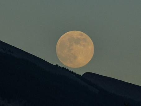 Full Moon in Scorpio Breakthrough