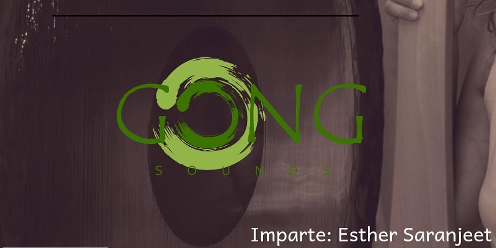 BAÑO DE GONG