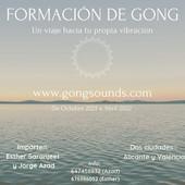FORMACIÓN DE GONG 2021-2022                                    Alicante - Valencia