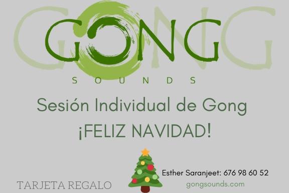 Regala Experiencia, regala Sonido, regala Gong