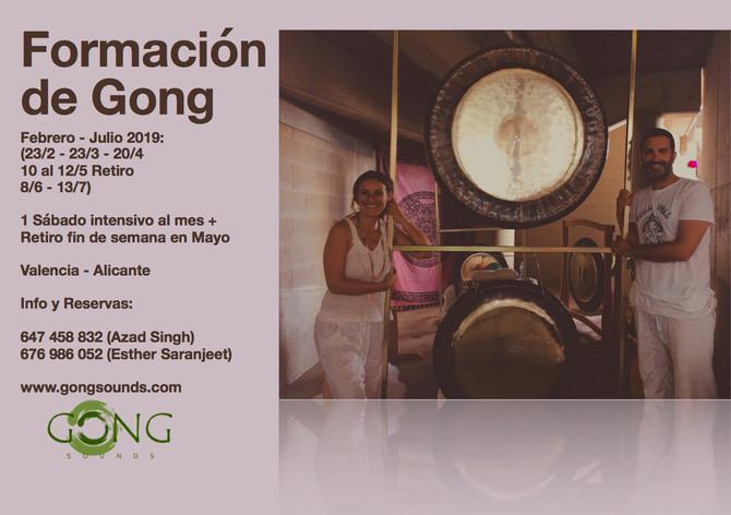 Formación de Gong - Precios -