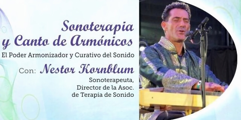 Taller de Canto de Armónicos por Nestor Kornblum