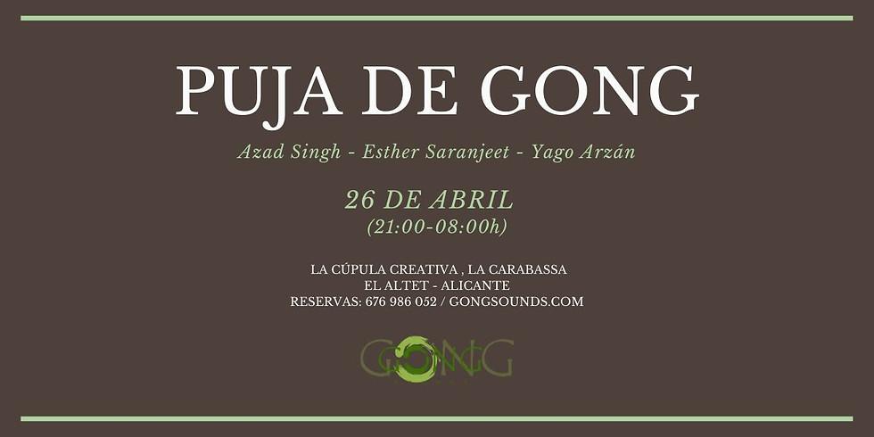 PUJA DE GONG