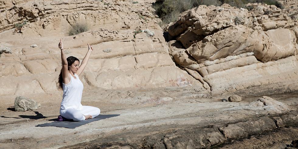 Kundalini Yoga en la Playa de Urbanova (Alicante)