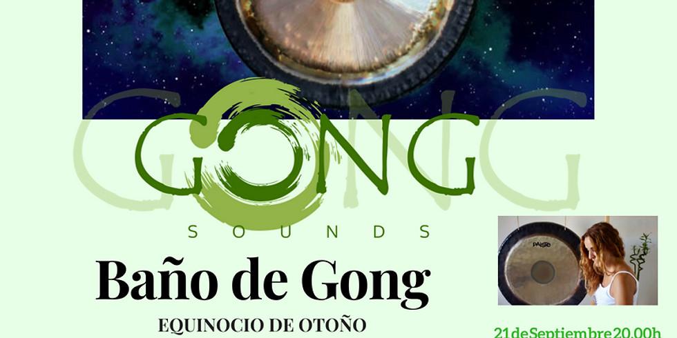 Baño de Gong Equinocio de Otoño
