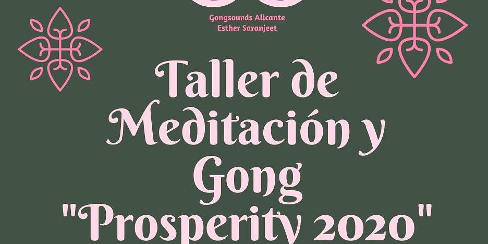 TALLER DE MEDITACIÓN Y GONG  3