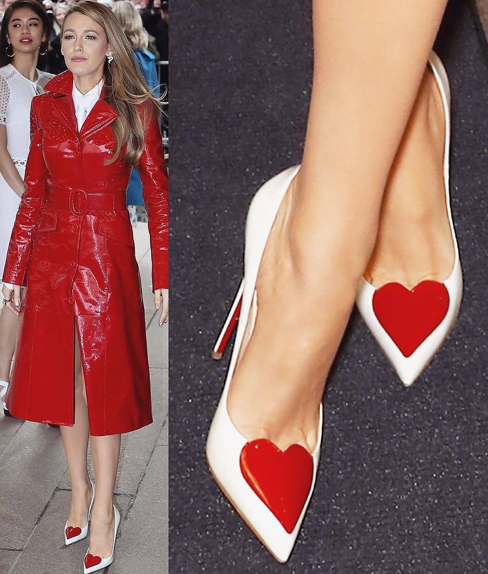 Blake Lively's Top Shoe Styles…