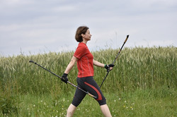 Warm up Nordic Walking