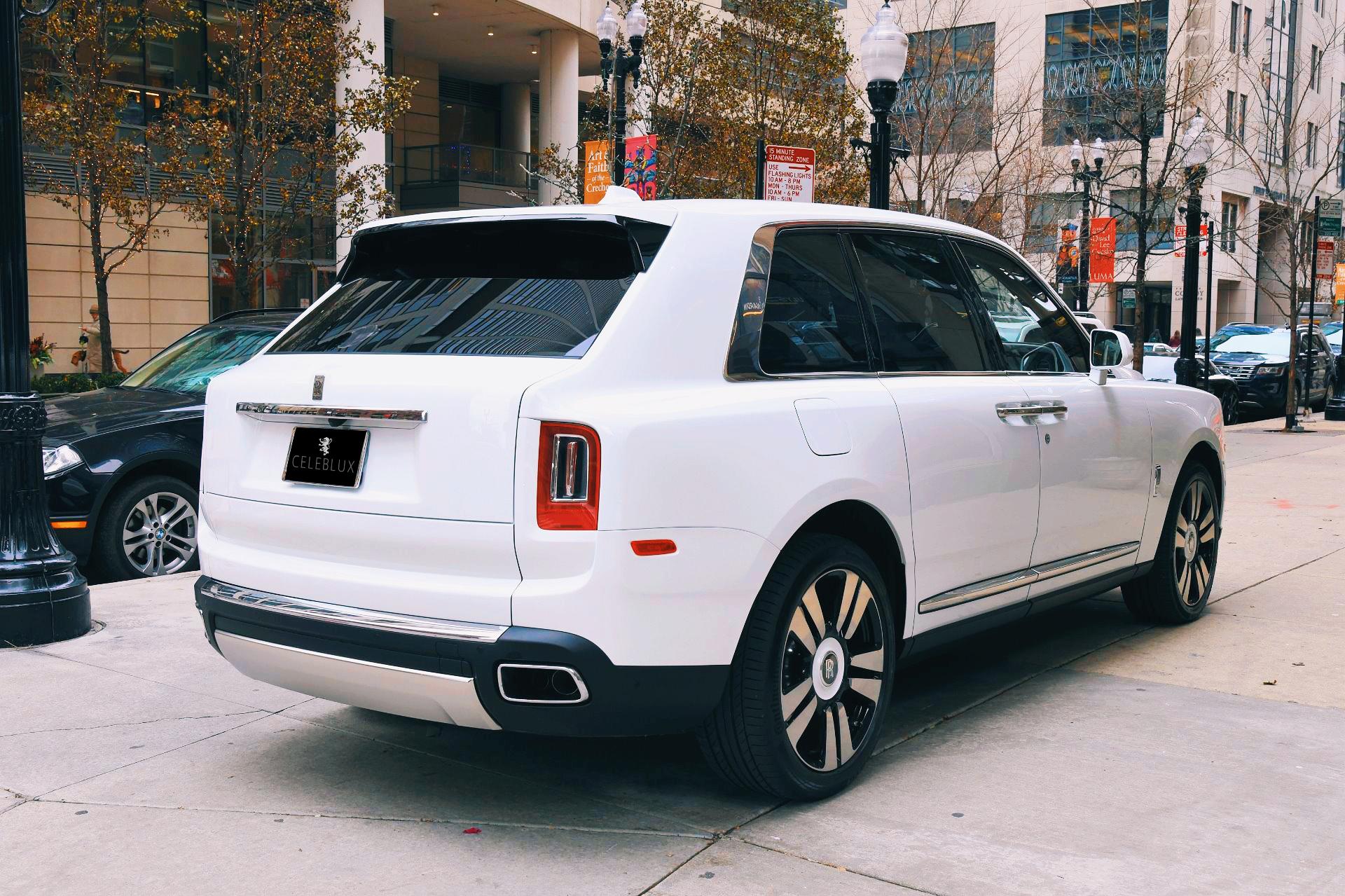 Rent A Chauffeured Rolls Royce Suv Prom Car Celeblux