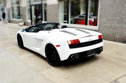 Lamborghini Gallardo Rental Indiana