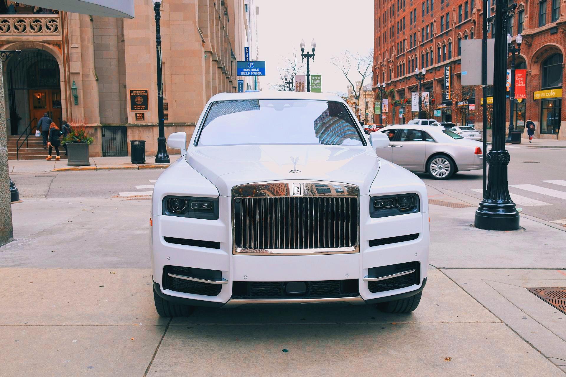 Rolls Royce Car Rental Chicago