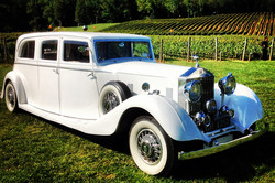 Vintage Rolls Royce - The Gatsby