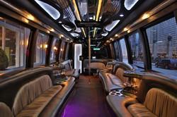 33 Passenger Party Bus W/Bathroom