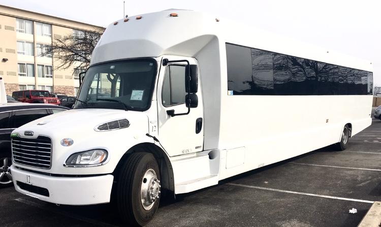 Premium 45 Passenger Party Bus