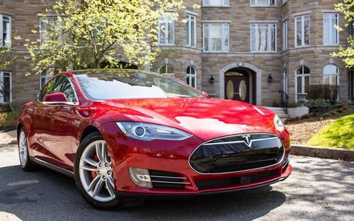 Chauffeured Tesla Chicago