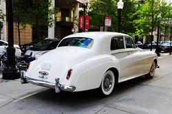 Classic Rolls Royce for Weddings