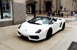 Lamborghini Gallardo Rental Chicago