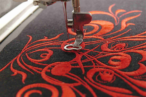 Apparel Embroidery Services