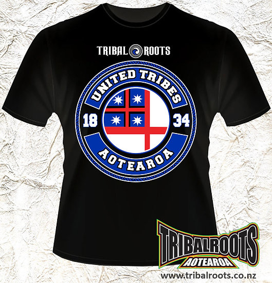 UNITED TRIBES T-SHIRT