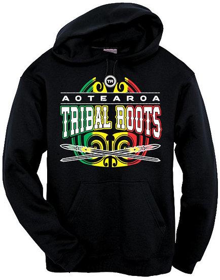 TRIBAL ROOTS HOODIE