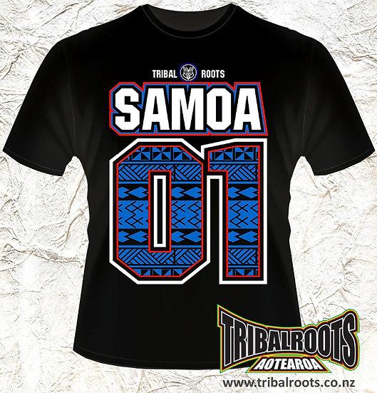 SAMOA 01 T-SHIRT