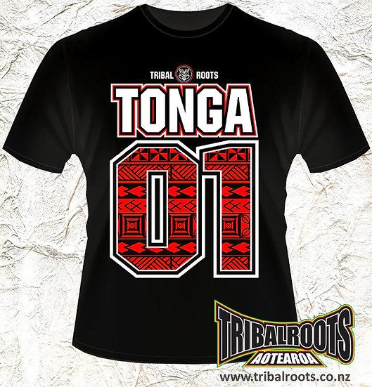 TONGA 01 T-SHIRT