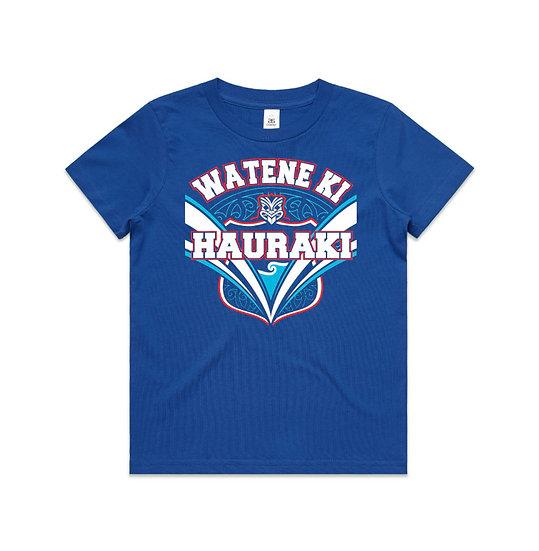 WKH KIDS BLUE T-SHIRT
