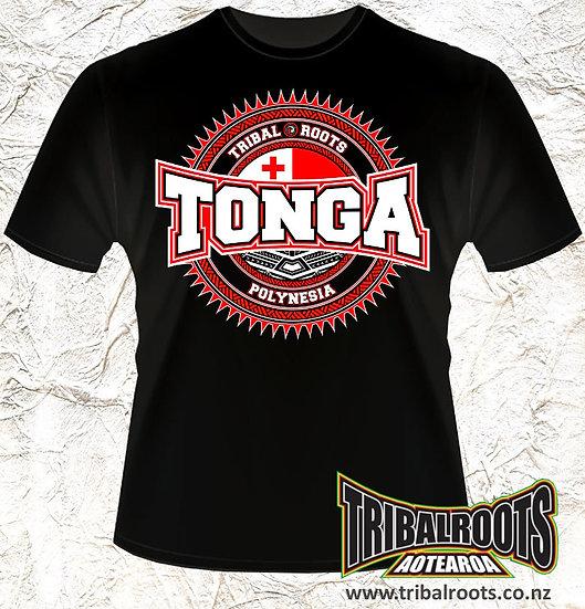 TONGA CIRCLE T-SHIRT