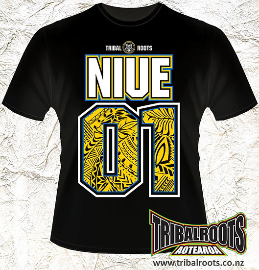 NIUE 01 T-SHIRT