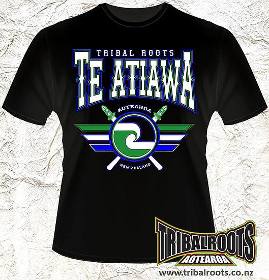 TE ATIAWA T-SHIRT