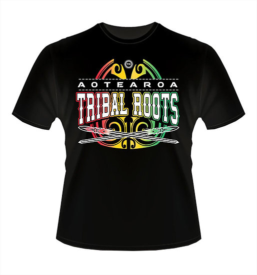 TRIBAL ROOTS 2021 T-SHIRT