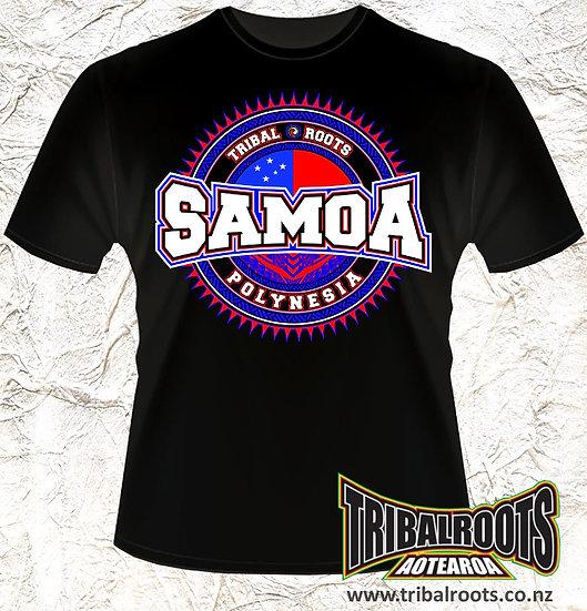 SAMOA CIRCLE T-SHIRT