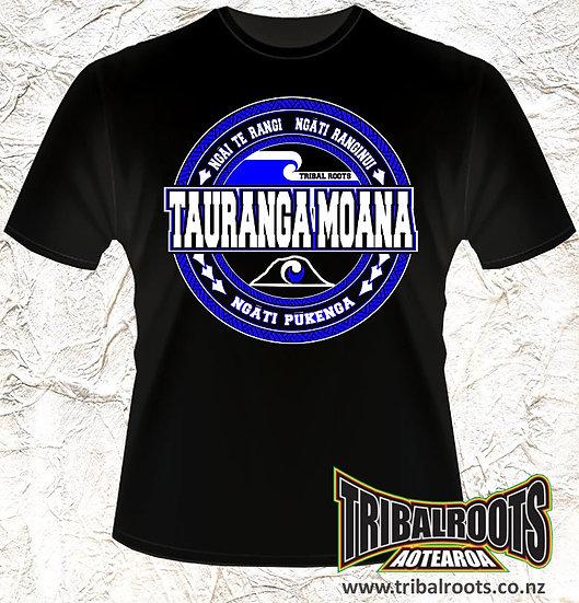 TAURANGA-MOANA T-SHIRT