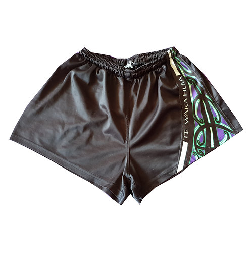 TWH UNISEX TOUCH SHORTS